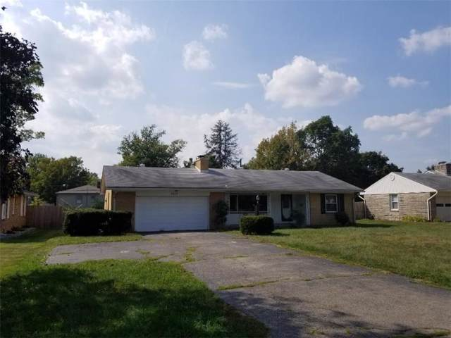 1617 Orchard Lane, Anderson, IN 46011 (MLS #21670462) :: Mike Price Realty Team - RE/MAX Centerstone