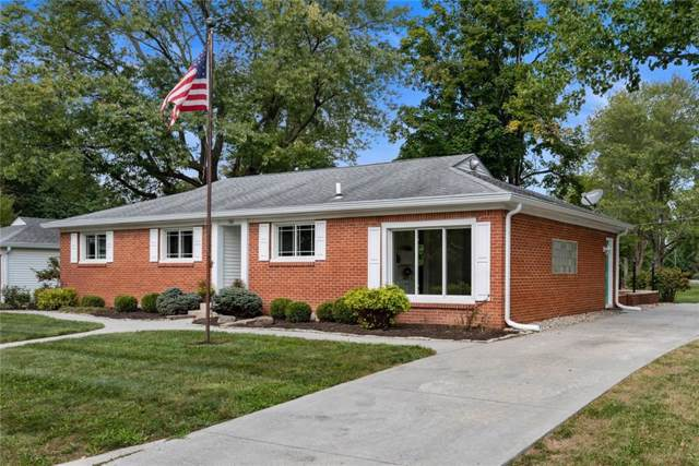 704 Raymond Street, Plainfield, IN 46168 (MLS #21670468) :: The Indy Property Source