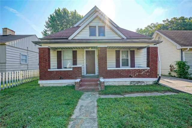 733 N Grant Avenue, Indianapolis, IN 46201 (MLS #21670474) :: HergGroup Indianapolis