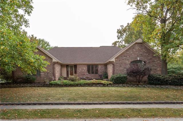 12039 E Admirals Pointe Drive, Indianapolis, IN 46236 (MLS #21670477) :: Your Journey Team