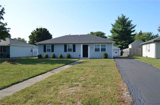 3567 W Perry Street, Indianapolis, IN 46221 (MLS #21670489) :: The Indy Property Source
