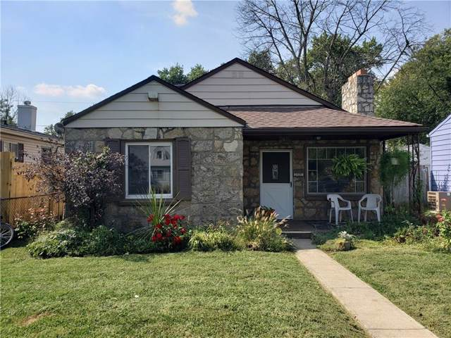 2426 Villa Avenue, Indianapolis, IN 46203 (MLS #21670490) :: Mike Price Realty Team - RE/MAX Centerstone
