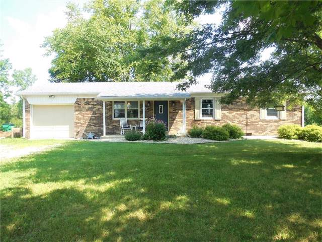 2928 E County Road 100, Danville, IN 46122 (MLS #21670496) :: The Indy Property Source