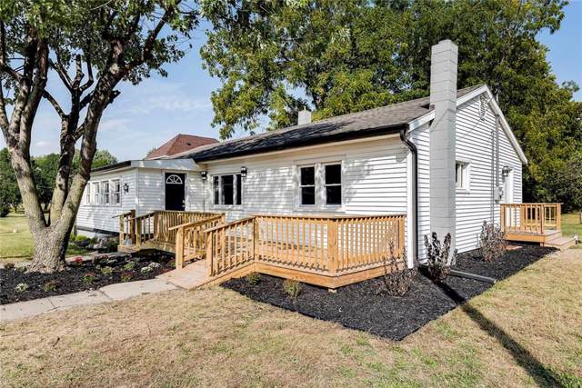 505 S 31st Street, Elwood, IN 46036 (MLS #21670504) :: Mike Price Realty Team - RE/MAX Centerstone