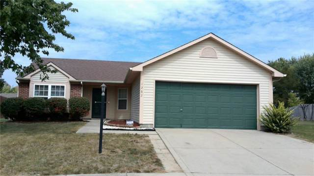 1287 Blue Heron Lane, Greenwood, IN 46143 (MLS #21670513) :: The Indy Property Source