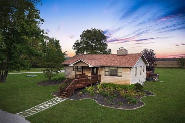 5673 S Jonesville Road, Columbus, IN 47201 (MLS #21670516) :: The Indy Property Source