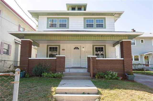 801 Fairfield Avenue, Indianapolis, IN 46205 (MLS #21670524) :: HergGroup Indianapolis