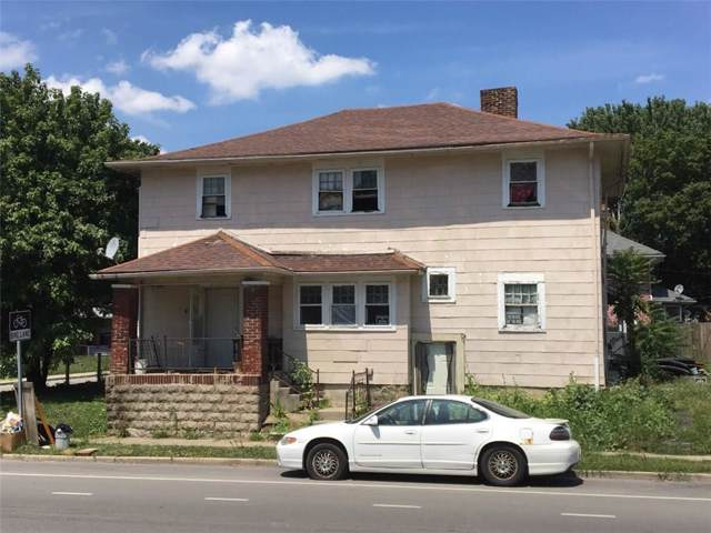 4706 E Michigan Street, Indianapolis, IN 46201 (MLS #21670531) :: The Star Team | RE/MAX Realty Group