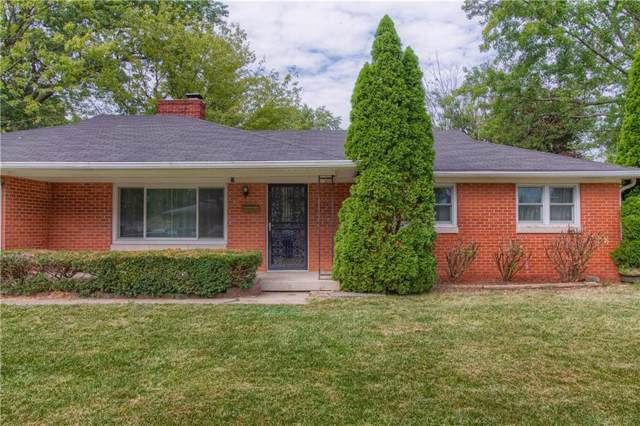 540 Masten Street, Plainfield, IN 46168 (MLS #21670536) :: The Indy Property Source