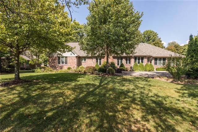 7569 W Williamswood Drive, New Palestine, IN 46163 (MLS #21670539) :: The Indy Property Source