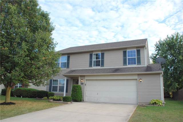 9229 Robey Meadows Lane, Indianapolis, IN 46234 (MLS #21670542) :: Mike Price Realty Team - RE/MAX Centerstone