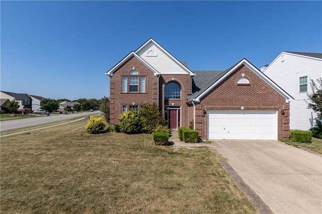 2384 Willowview Drive, Indianapolis, IN 46239 (MLS #21670544) :: Mike Price Realty Team - RE/MAX Centerstone