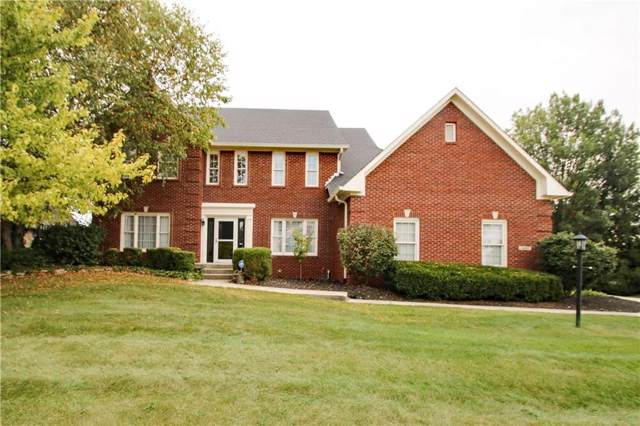 10407 Trewithen Lane, Carmel, IN 46032 (MLS #21670547) :: The Indy Property Source