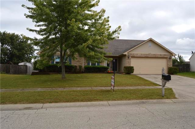 439 Youngs Creek Court, Franklin, IN 46131 (MLS #21670550) :: The Indy Property Source