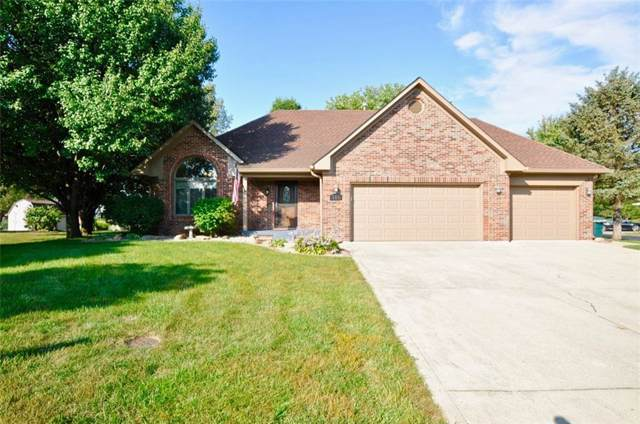 386 Gullane Court, Avon, IN 46123 (MLS #21670573) :: The Indy Property Source