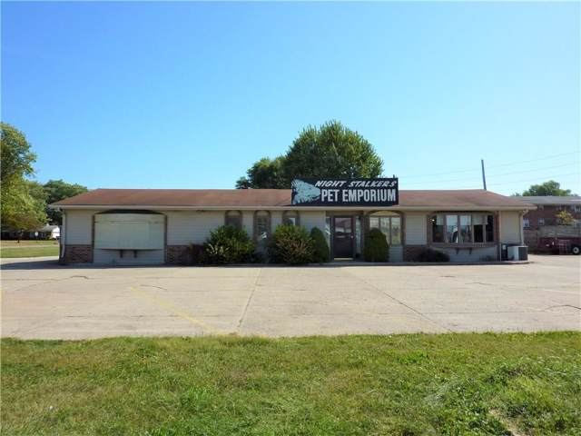 5008 S Madison Avenue, Anderson, IN 46013 (MLS #21670576) :: AR/haus Group Realty