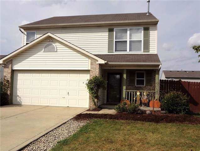 1684 Carlton Drive, Greenfield, IN 46140 (MLS #21670581) :: The Star Team   RE/MAX Realty Group
