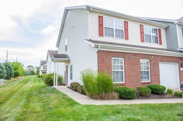 9771 Green Knoll Drive, Noblesville, IN 46060 (MLS #21670585) :: The Indy Property Source