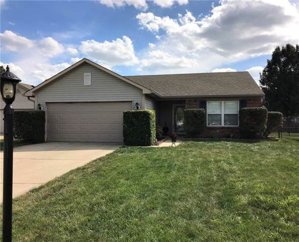 835 Cross Wind Court, Greenwood, IN 46143 (MLS #21670591) :: The Indy Property Source