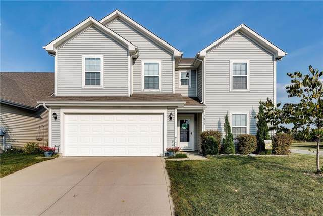 16915 Stroud Lane, Westfield, IN 46074 (MLS #21670612) :: The Indy Property Source