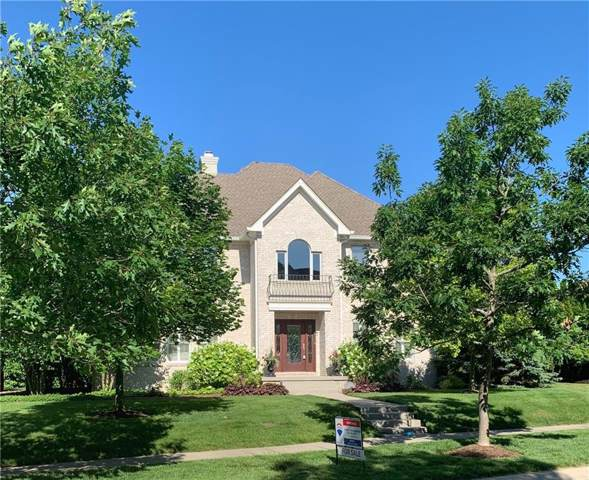 6732 E Stonegate Drive, Zionsville, IN 46077 (MLS #21670616) :: The Indy Property Source