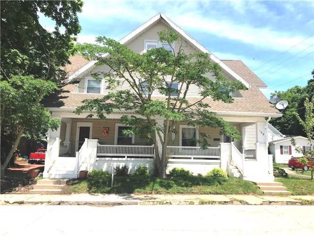 106 Central Avenue, Crawfordsville, IN 47933 (MLS #21670617) :: The Indy Property Source