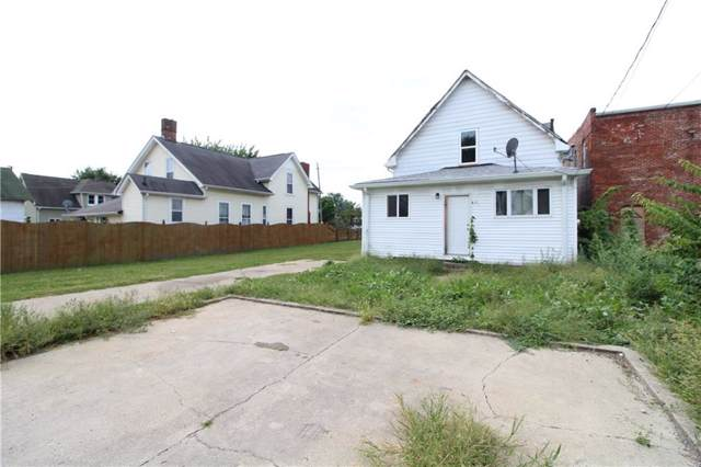 2053 S Meridian Street, Indianapolis, IN 46225 (MLS #21670624) :: The Indy Property Source