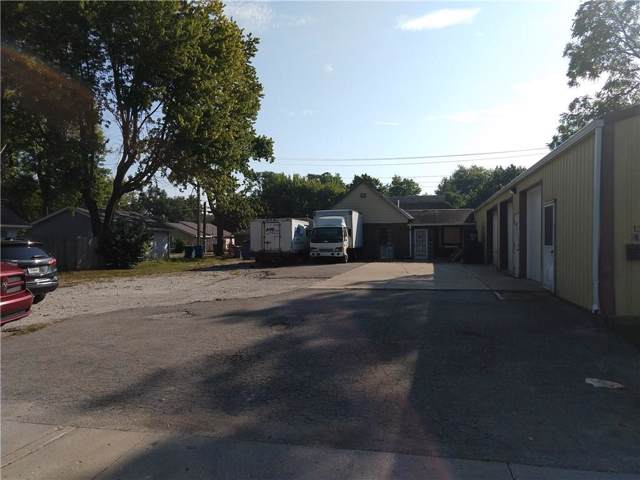 1352 S 8th Street, Noblesville, IN 46060 (MLS #21670666) :: The Indy Property Source