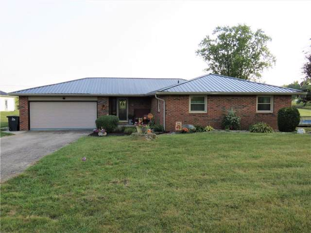 9239 S County Road 575 W, Knightstown, IN 46148 (MLS #21670672) :: The Indy Property Source