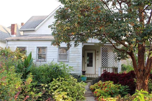 1627 Pleasant Street, Indianapolis, IN 46203 (MLS #21670674) :: The Indy Property Source