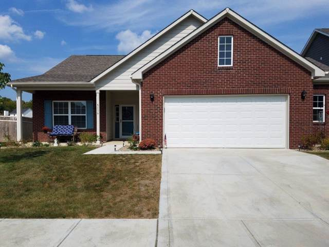 5116 Castamere Drive, Noblesville, IN 46062 (MLS #21670704) :: The Indy Property Source