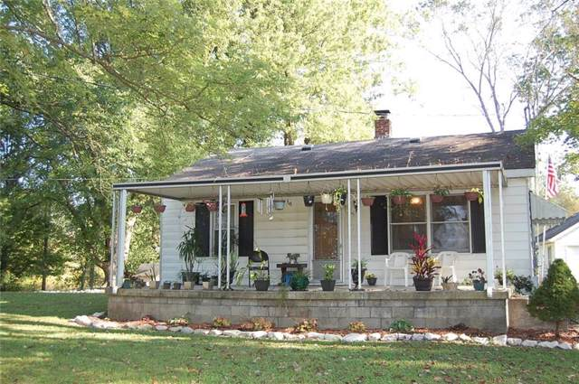 3085 W State Highway 46, Spencer, IN 47460 (MLS #21670715) :: The Indy Property Source