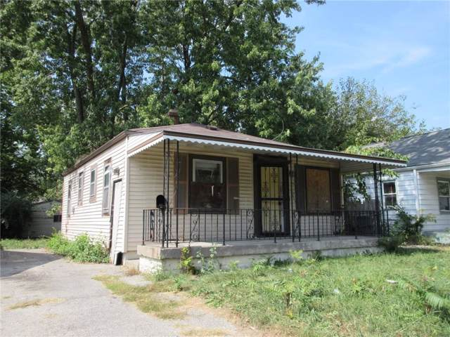 1206 Sharon Avenue, Indianapolis, IN 46222 (MLS #21670750) :: The Indy Property Source