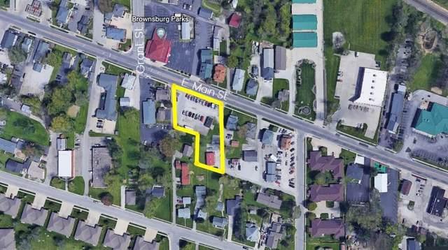 415 E Main Street, Brownsburg, IN 46112 (MLS #21670753) :: The Evelo Team