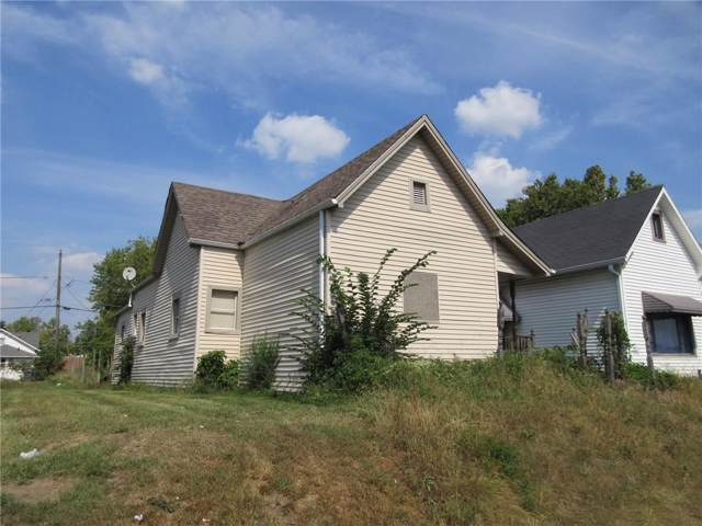 818 W 27th Street, Indianapolis, IN 46208 (MLS #21670760) :: The Indy Property Source