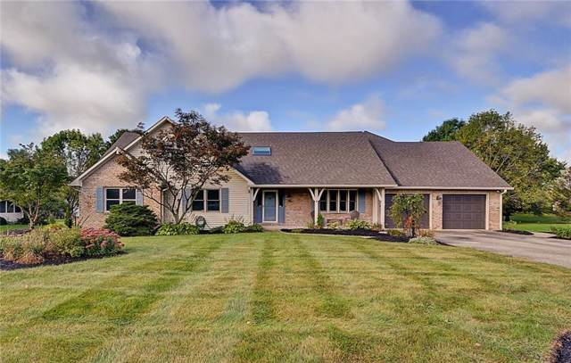 4591 Brentwood Court, Zionsville, IN 46077 (MLS #21670762) :: The Evelo Team