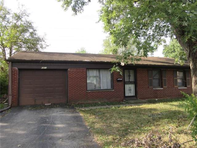 6401 Meadowlark Drive, Indianapolis, IN 46226 (MLS #21670776) :: The Indy Property Source