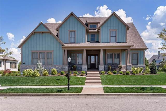 1791 Blythe Street, Carmel, IN 46032 (MLS #21670784) :: Mike Price Realty Team - RE/MAX Centerstone