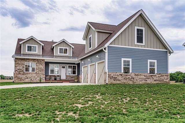 6144 W David Wayne Drive, New Palestine, IN 46163 (MLS #21670786) :: Mike Price Realty Team - RE/MAX Centerstone