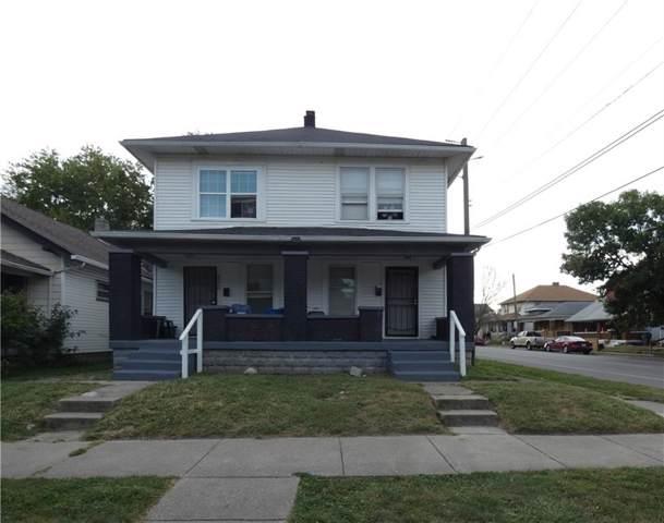 442-444 N Denny Street, Indianapolis, IN 46201 (MLS #21670787) :: Richwine Elite Group