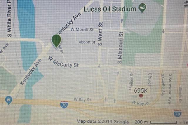 701 Kentucky Avenue, Indianapolis, IN 46225 (MLS #21670863) :: David Brenton's Team
