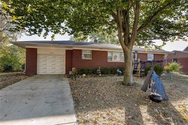 4437 N Kitley Avenue, Indianapolis, IN 46226 (MLS #21670952) :: Mike Price Realty Team - RE/MAX Centerstone