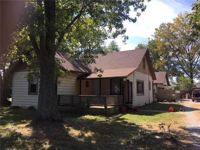 10492 S County Road 0, Clayton, IN 46118 (MLS #21670966) :: Mike Price Realty Team - RE/MAX Centerstone