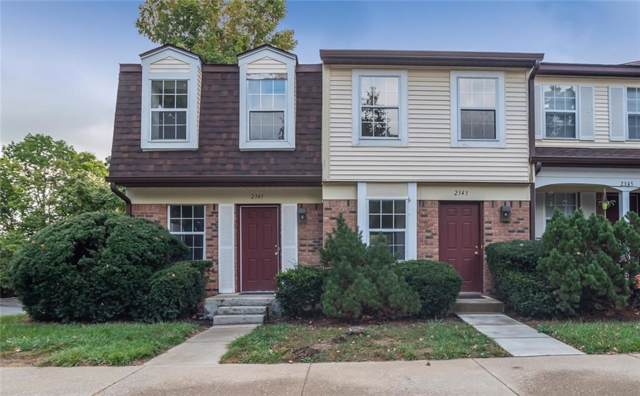 2343 S Burberry Lane, Bloomington, IN 47401 (MLS #21671039) :: Mike Price Realty Team - RE/MAX Centerstone