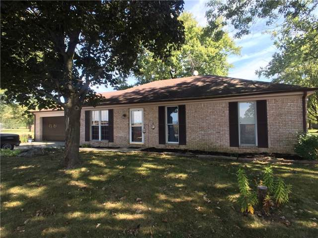 1658 N County Road 75 W, New Castle, IN 47362 (MLS #21671061) :: Mike Price Realty Team - RE/MAX Centerstone