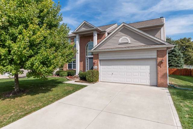 6233 Saw Mill Drive, Noblesville, IN 46062 (MLS #21671111) :: AR/haus Group Realty
