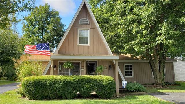 204 Patriots Landing, Fillmore, IN 46128 (MLS #21671170) :: Mike Price Realty Team - RE/MAX Centerstone