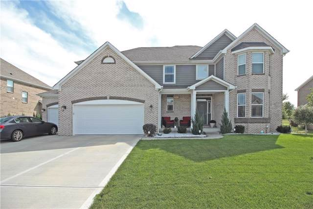 3693 Woodvine Drive, Bargersville, IN 46106 (MLS #21671275) :: The Indy Property Source