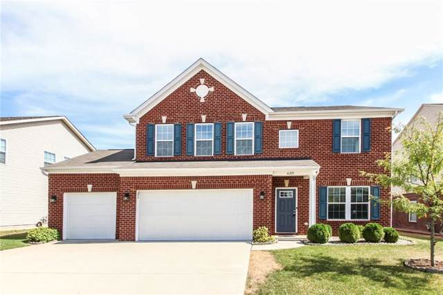639 Timeless Run, Greenwood, IN 46143 (MLS #21671393) :: Heard Real Estate Team   eXp Realty, LLC