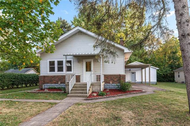 11901 Center Street, Indianapolis, IN 46236 (MLS #21671397) :: The Evelo Team
